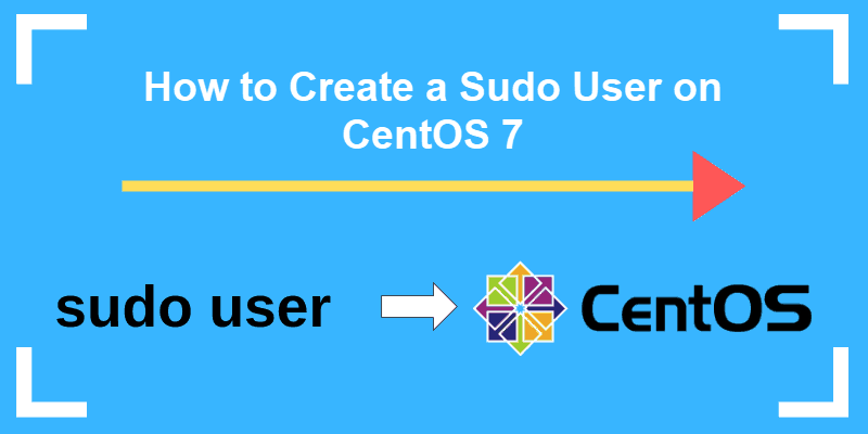 How To Create a Sudo Admin on CentOS